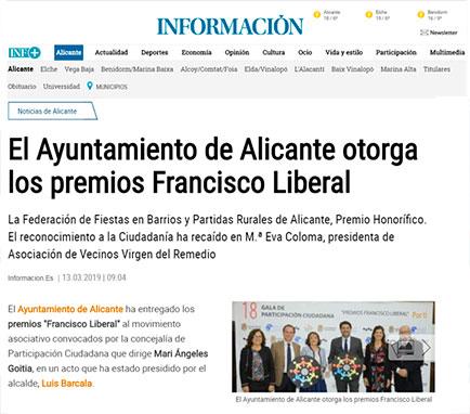 Premio Francisco Liberal